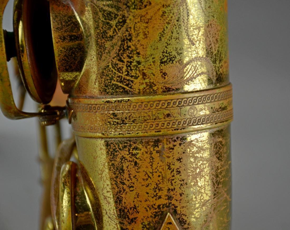 Selmer Mark VI Alto Saxophone 1962 - 4