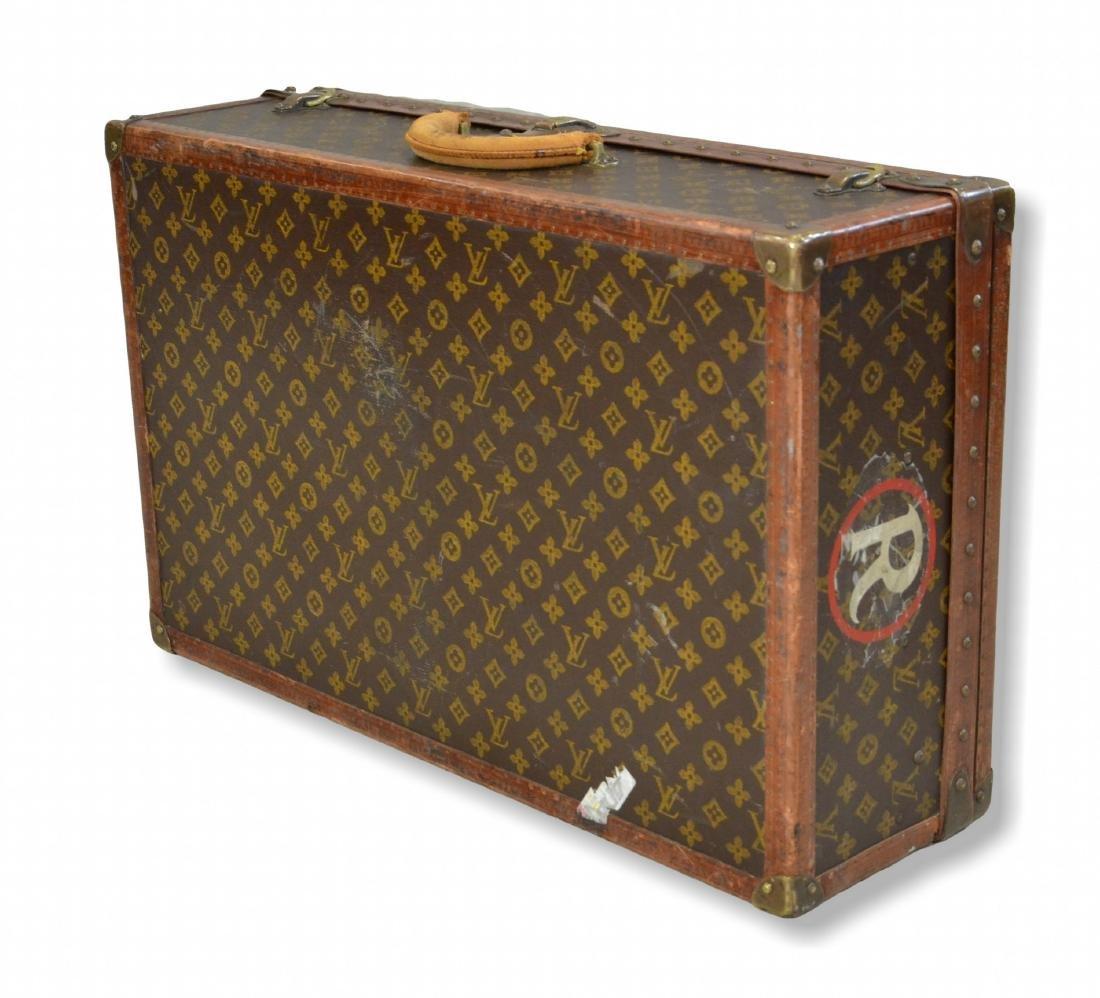 Louis Vuitton 70 size suitcase - 3