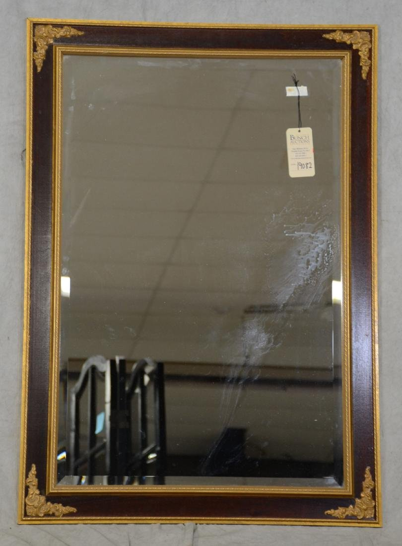 French style hanging wall mirror