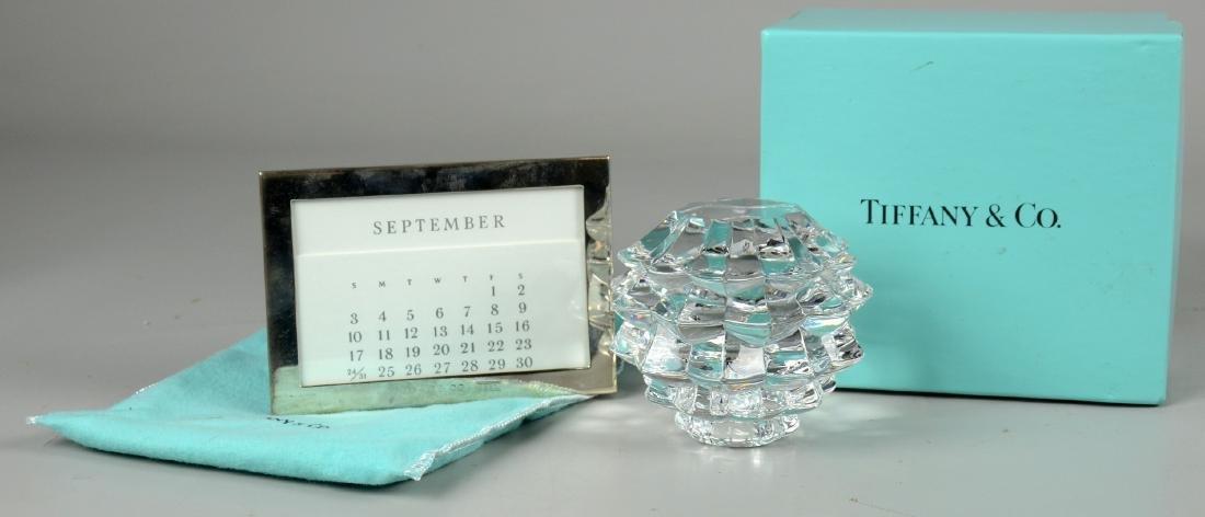 (2) Pcs Tiffany & Co