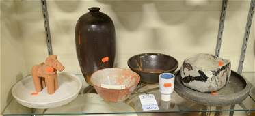 Shelf #54 - Art Pottery