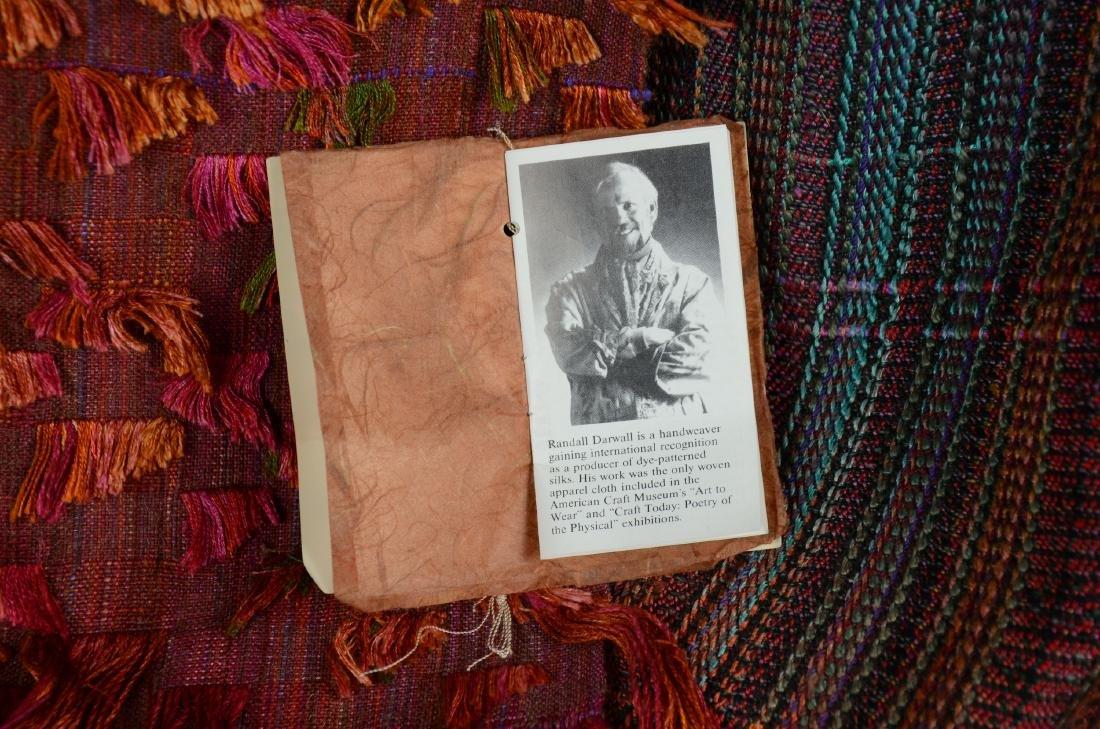 (2) Handwoven Silk Textiles - 2