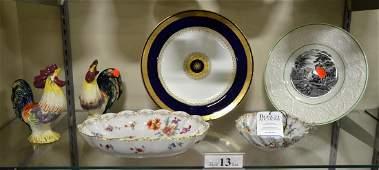 Shelf 13  Porcelain