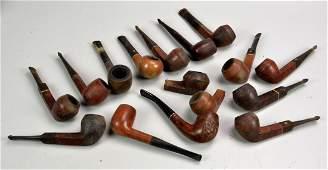 16 YelloBole Smoking Pipes