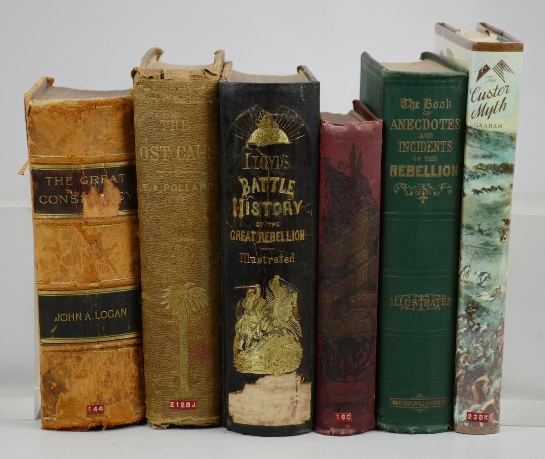 [Civil War] Six Books Related to the American Civil War