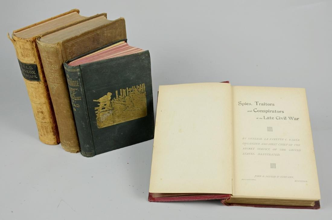 [Civil War] Six Books Related to the American Civil War - 2