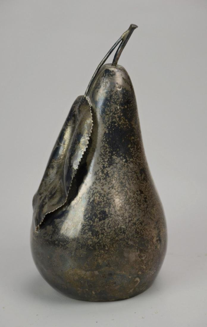Buccellati Sterling Pear Table Lighter