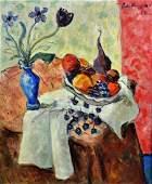 Jack Berkman Still Life Painting