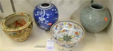 Shelf 90  Asian Porcelain