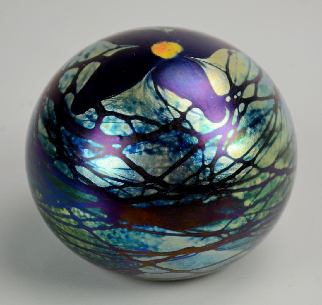 Fellen Studio Art Glass Paperweight