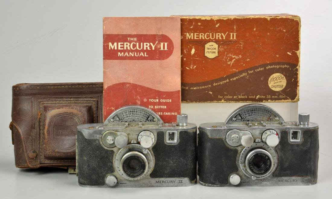 (8) Vintage 35mm Point and Shoot Cameras - 2