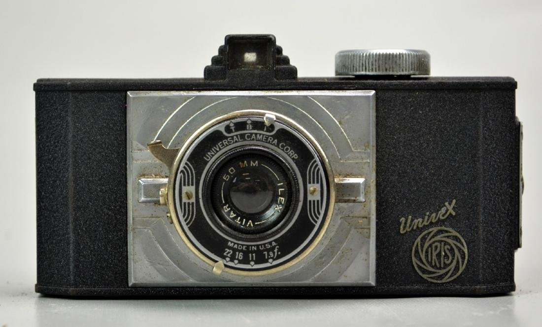 (8) Vintage 35mm Point and Shoot Cameras - 3
