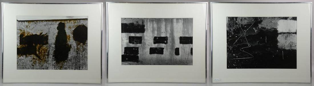 Aaron Siskind, (3) Photographs