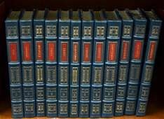 """Easton Press """"Great American Authors Biographies"""""""
