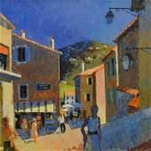 Neveu Pierre oil on canvas Dans Gourdon