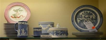 Shelf 66  Porcelain