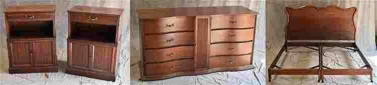 (4) pc Bethlehem Furniture bedroom set