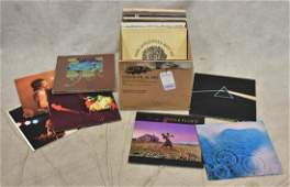 35 3313 RPM Classic Rock Vinyl Albums