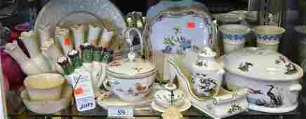 Shelf 89  16 Pcs Porcelain