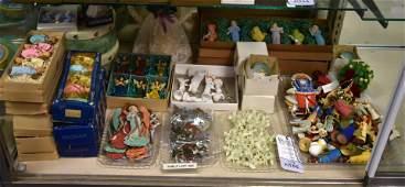 Shelf #105 - Christmas Items