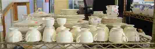 73 Pcs Porcelain Various Makers