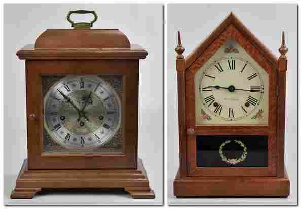 (2) Clocks
