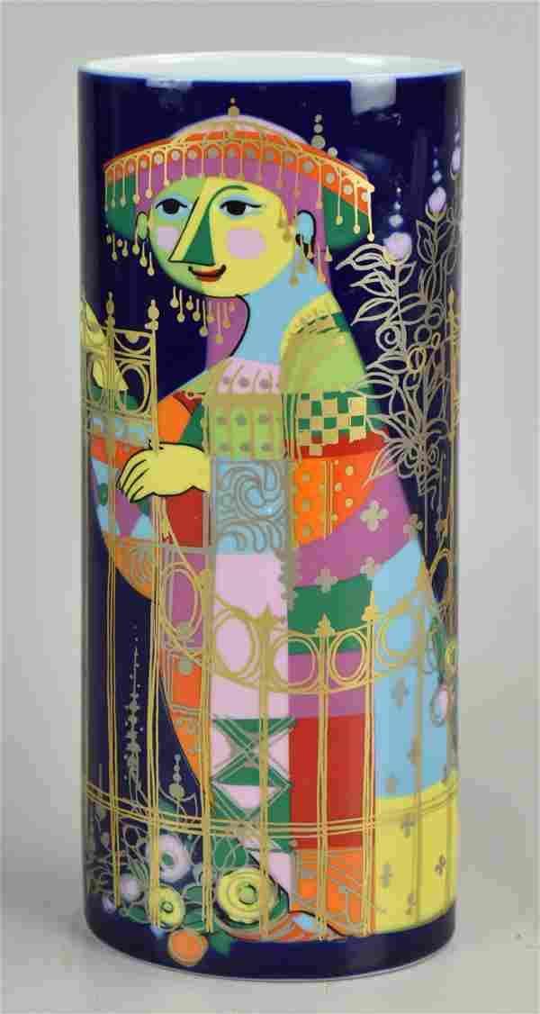 Rosenthal Bjorn Wiinblad Vase