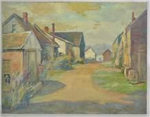 "Frank Hendry ""Rockport 1930"""