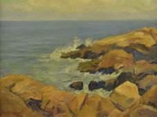 Frank Hendry Bass Rocks Cape Ann