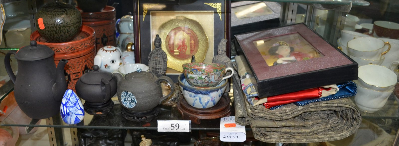 Shelf #59 - Asian Items