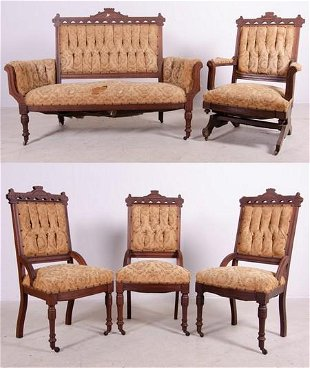Magnificent Vintage Victorian Furniture For Sale Antique Victorian Short Links Chair Design For Home Short Linksinfo