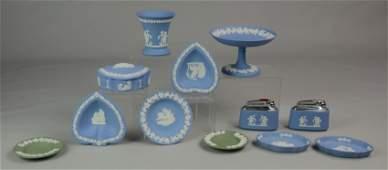 12 Pcs Wedgwood Jasperware