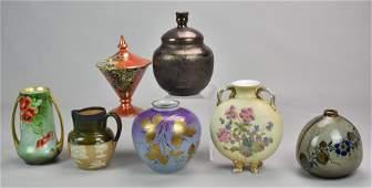 Porcelain and Ceramic Lot