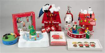 Peanuts and Snoopy Items