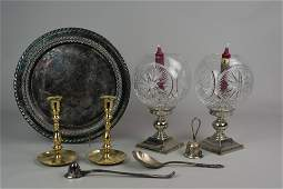 Mixed Lot Waterford, Silver Plate