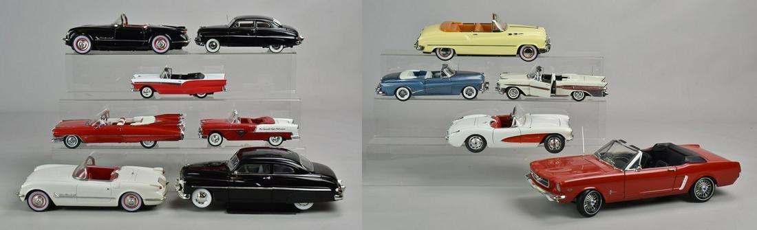 (10)+ Model Cars