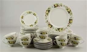 53 Pcs Royal Doulton Miramont Dinnerware