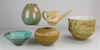 5 Studio Pottery Articles