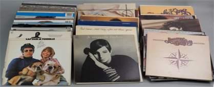 (100+) Vinyl LP Records, 1970s-80s