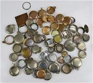 Vintage and Antique  Pocket Watch Cases
