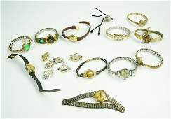 Vintage Ladies Wrist Watches