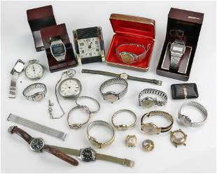 Vintage Wrist Watches