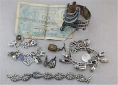 Sterling Silver Vintage Bracelets
