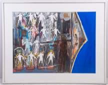 Janet Sullivan Turner Painting Time Fragment 12