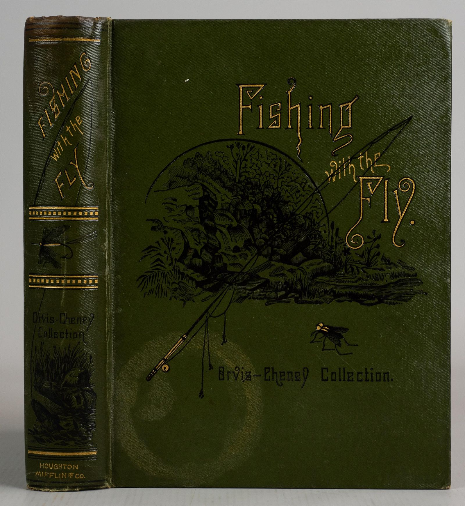 "1886 ""Fishing with the Fly"" Orvis & Cheney"