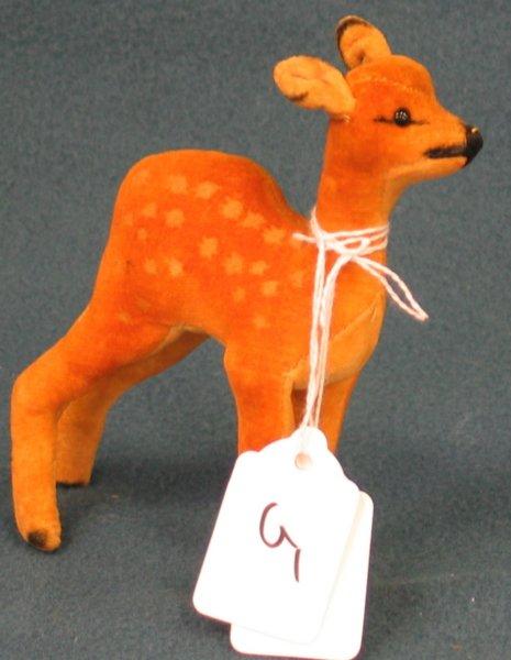 """5: 5"""" Deer, 1968, no tag"""