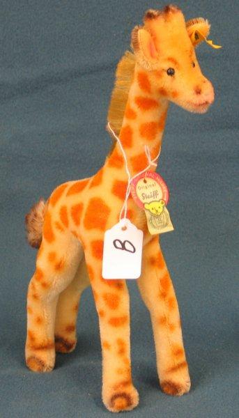 "8: 11 1/2"" Giraffe"