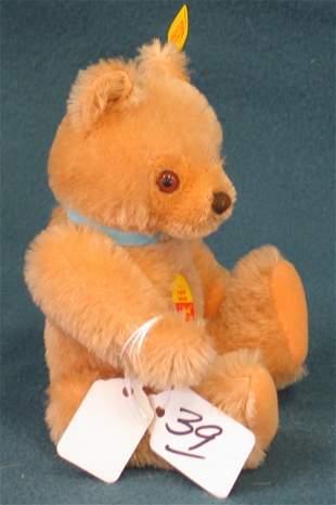 "5"" Teddy Bear, Brown, Jointed"