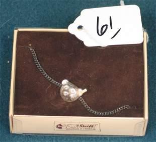 Steiff Child's bracelet