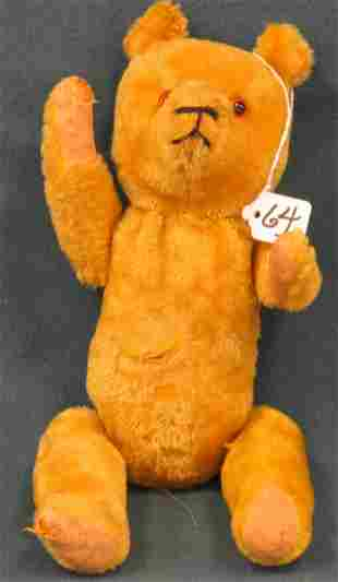"12 1/2 "" Teddy Bear, Broken squeaker, chest torn, g"